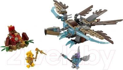 Конструктор Lego Chima Ледяной планер Варди (70141) - общий вид