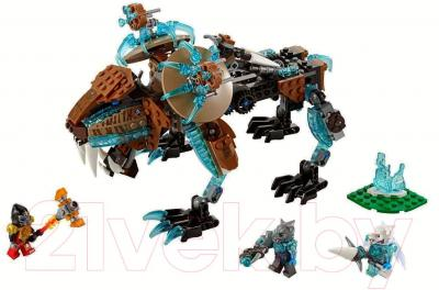 Конструктор Lego Chima Саблезубый шагающий робот Сэра Фангара (70143) - общий вид
