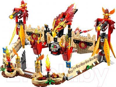 Конструктор Lego Chima Огненный летающий Храм Фениксов (70146) - общий вид