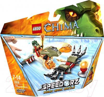 Конструктор Lego Chima Огненные когти (70150) - упаковка