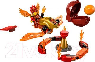 Конструктор Lego Chima Испытание огнем (70155) - общий вид