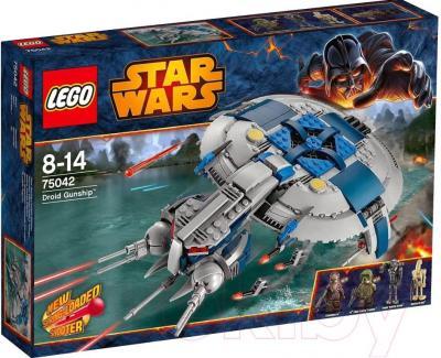 Конструктор Lego Star Wars Боевой корабль дроидов (75042) - упаковка