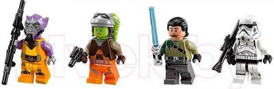 """Конструктор Lego Star Wars Звёздный корабль """"Призрак"""" (75053) - общий вид"""
