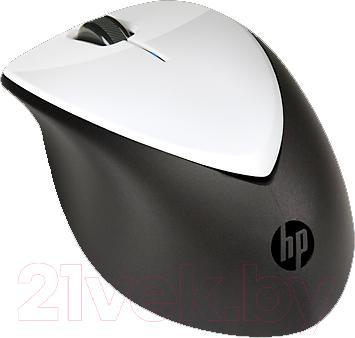 Мышь HP x4000 (H2F47AA) - общий вид