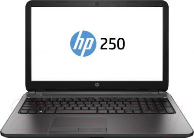Ноутбук HP 250 G3 (J0X95EA) - фронтальный вид