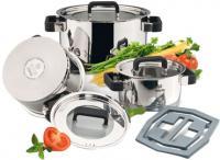 Набор кухонной посуды Vinzer 89045 -
