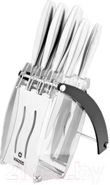 Набор ножей Vinzer 89112 - общий вид