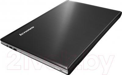 Ноутбук Lenovo IdeaPad Z710A (59399555) - в сложенном виде