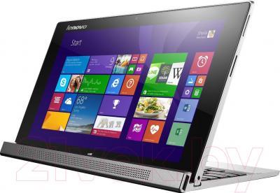 Ноутбук Lenovo IdeaPad Z710A (59399555) - вполоборота