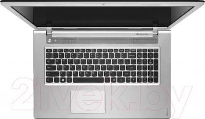 Ноутбук Lenovo IdeaPad Z710A (59399555) - вид сверху