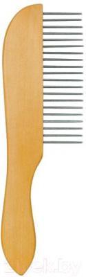 Расческа для животных Trixie Comb 2397 - общий вид