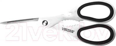 Ножницы кухонные Vinzer 89288 - общий вид