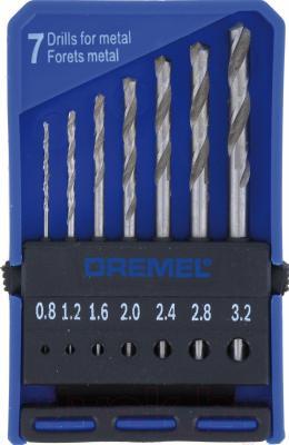 Набор сверл Dremel 2.615.062.832 - общий вид