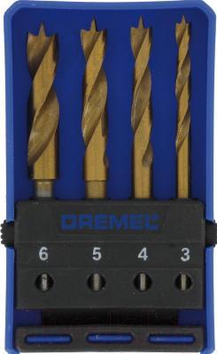 Набор сверл Dremel 2.615.063.6JA - общий вид