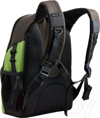 Рюкзак для фотоаппарата Vanguard BIIN 59 (зеленый) - вид сзади