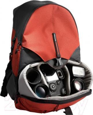 Рюкзак для фотоаппарата Vanguard BIIN 59 (Orange) - внутренний вид