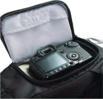 Рюкзак для фотоаппарата Vanguard Kinray Lite 45BK (черный) - внутренний вид
