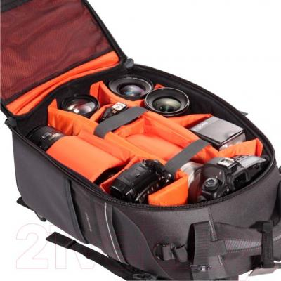 Рюкзак для фотоаппарата Vanguard Skyborne 49 - внутренний вид