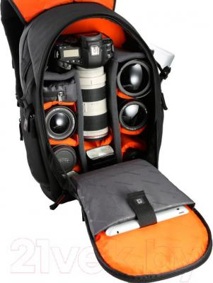 Рюкзак для фотоаппарата Vanguard The Heralder 49 - внутренний вид