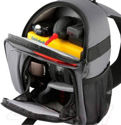 Рюкзак для фотоаппарата Vanguard ZIIN 37OR - внутренний вид