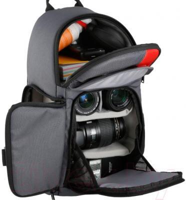 Рюкзак для фотоаппарата Vanguard ZIIN 47OR - внутренний вид