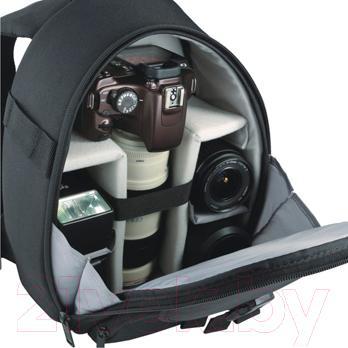 Рюкзак для фотоаппарата Vanguard ZIIN 50BK - внутренний вид