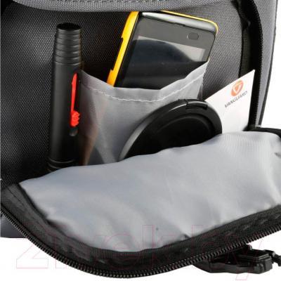 Рюкзак для фотоаппарата Vanguard ZIIN 50BL - карман для аксессуаров