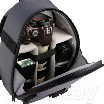 Рюкзак для фотоаппарата Vanguard ZIIN 50OR - внутренний вид