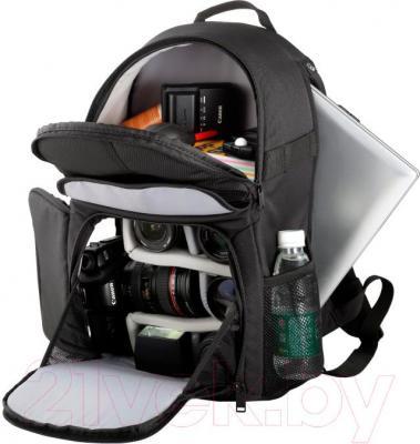 Рюкзак для фотоаппарата Vanguard ZIIN 60BL - вместительность