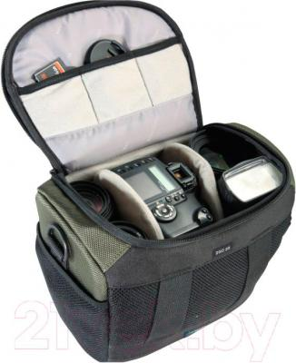 Сумка для фотоаппарата Vanguard 2GO 25GR (серый) - внутренний вид