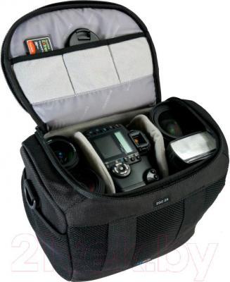Сумка для фотоаппарата Vanguard 2GO 25 - внутренний вид