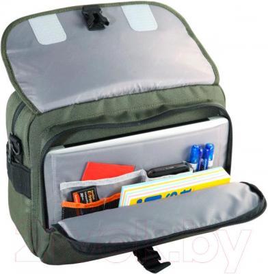 Сумка для фотоаппарата Vanguard 2GO 30GR (зеленый) - отделение для планшета и мелочей