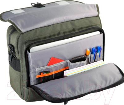 Сумка для фотоаппарата Vanguard 2GO 33GR (темно-зеленый) - карман для планшета и мелочей