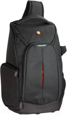 Сумка для фотоаппарата Vanguard 2GO 39 (черный) - общий вид