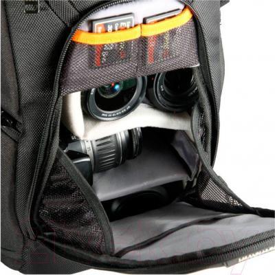Сумка для фотоаппарата Vanguard 2GO 39 (черный) - внутренний вид