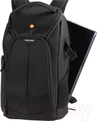 Сумка для фотоаппарата Vanguard 2GO 46 (Black) - отделение для ноутбука