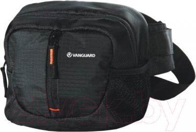Сумка для фотоаппарата Vanguard Kinray Lite 15B BK (черный) - общий вид