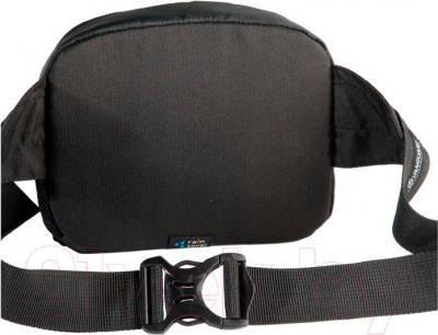 Сумка для фотоаппарата Vanguard Kinray Lite 15B BK (черный) - вид сзади