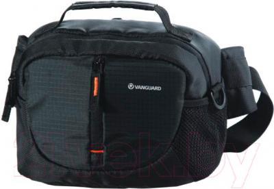 Сумка для фотоаппарата Vanguard Kinray Lite 22B (черный) - общий вид