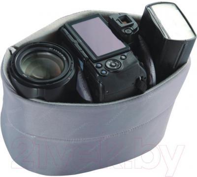 Сумка для фотоаппарата Vanguard Kinray Lite 22B (черный) - внутренние съемное отделение