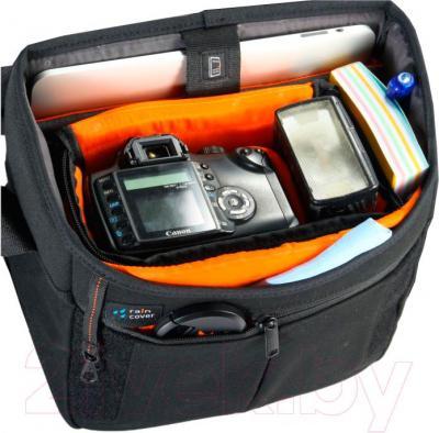 Сумка для фотоаппарата Vanguard Vojo 22 (черный) - внутренний вид