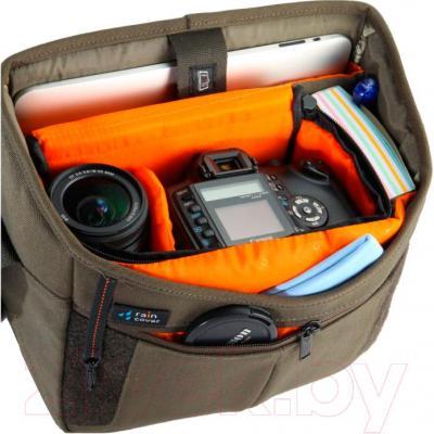 Сумка для фотоаппарата Vanguard Vojo 22GR - внутренний вид