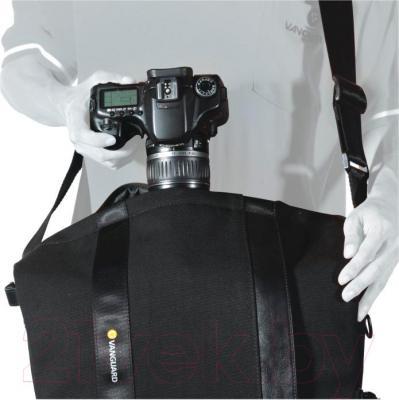 Сумка для фотоаппарата Vanguard Vojo 25 (черный) - система быстрого доступа