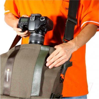 Сумка для фотоаппарата Vanguard Vojo 25GR - система быстрого доступа