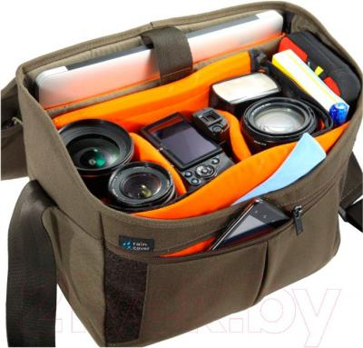 Сумка для фотоаппарата Vanguard Vojo 28BK - внутренний вид