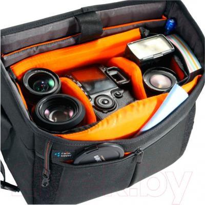 Сумка для фотоаппарата Vanguard Vojo 28GR - внутренний вид