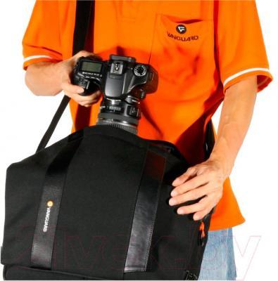 Сумка для фотоаппарата Vanguard Vojo 28GR - удобство использования