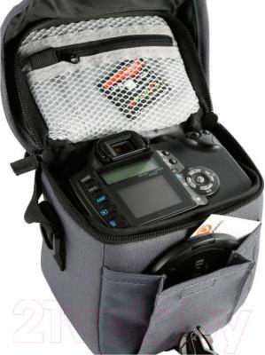 Сумка для фотоаппарата Vanguard ZIIN 10OR - внутренний вид