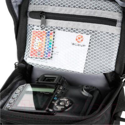 Сумка для фотоаппарата Vanguard ZIIN 14Z BK - внутренний вид