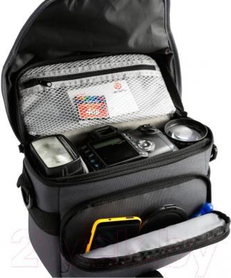 Сумка для фотоаппарата Vanguard ZIIN 21BL - внутренний вид